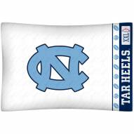 North Carolina Tar Heels Pillow Case