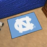 North Carolina Tar Heels Starter Rug