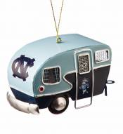 North Carolina Tar Heels Team Camper Ornament