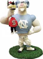 North Carolina Tarheels Lester Single Choke Rivalry Figurine