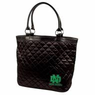 North Dakota Fighting Sioux Quilted Tote Bag