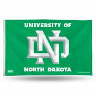 University of North Dakota 3' x 5' Banner Flag