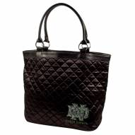 North Dakota Fighting Sioux Sport Noir Quilted Tote
