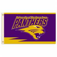 Northern Iowa Panthers Double Sided 3' x 5' Flag