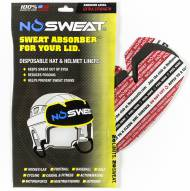 NoSweat Hat and Helmet Extra Strength Adhesive Liners  - 12 Pack