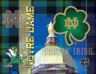 "Notre Dame Fighting Irish 15"" x 20"" Printed Canvas"