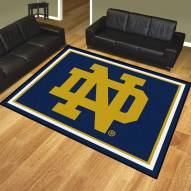 Notre Dame Fighting Irish 8' x 10' Area Rug