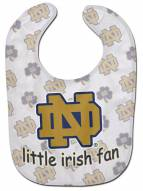 Notre Dame Fighting Irish Baby Bib
