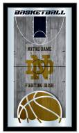 Notre Dame Fighting Irish Basketball Mirror