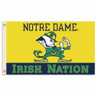 Notre Dame Fighting Irish Premium 3' x 5' Flag