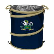 Notre Dame Fighting Irish Collapsible Trashcan