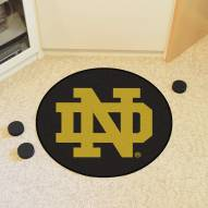 Notre Dame Fighting Irish Hockey Puck Mat