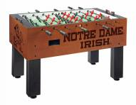 Notre Dame Fighting Irish Leprechaun Foosball Table