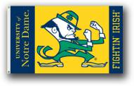 Notre Dame Fighting Irish Leprechaun Premium 3' x 5' Flag