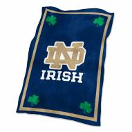Notre Dame Fighting Irish NCAA UltraSoft Blanket