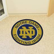Notre Dame Fighting Irish Rounded Mat