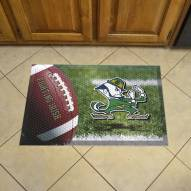 Notre Dame Fighting Irish Scraper Door Mat