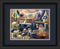 Notre Dame Fighting Irish Tailgate Framed Print