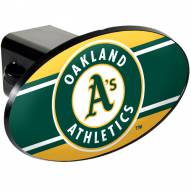 Oakland A's MLB Trailer Hitch Cover