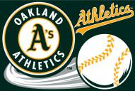 Oakland Athletic A's MLB Tufted Rug Floor Mat