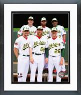 Oakland Athletics 2014 MLB All-Star Game Framed Photo