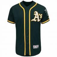 Oakland Athletics Authentic Dark Green Alternate Baseball Jersey