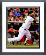 Oakland Athletics Derek Norris 2014 MLB All-Star Game Action Framed Photo