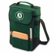 Oakland Athletics Duet Insulated Wine Bag