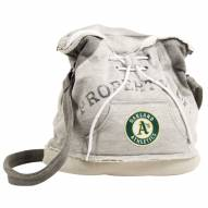 Oakland Athletics Hoodie Duffle
