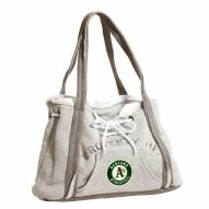 Oakland Athletics Hoodie Purse