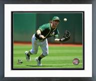 Oakland Athletics Josh Reddick 2015 Action Framed Photo