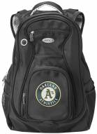 Oakland Athletics Laptop Travel Backpack