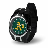 Oakland Athletics Men's Crusher Watch