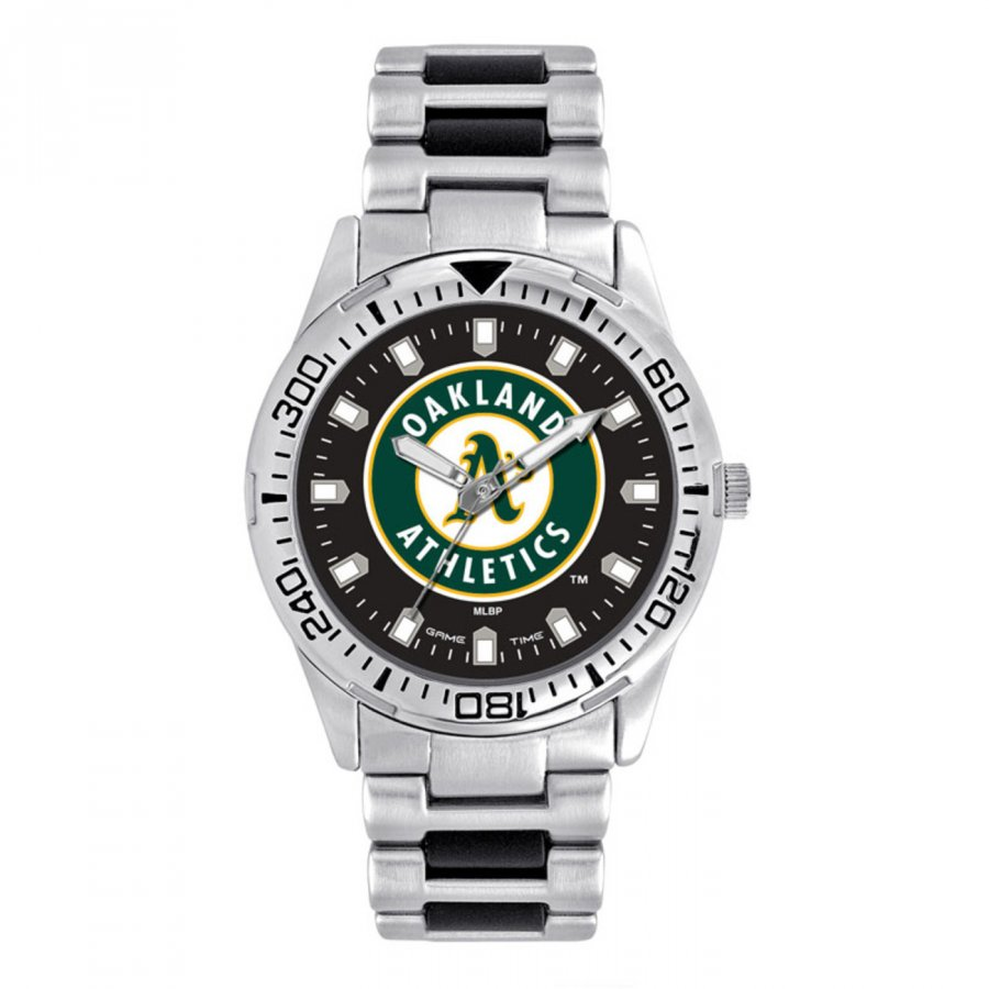 Oakland Athletics Men's Heavy Hitter Watch