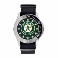 Oakland Athletics Men's Starter Watch