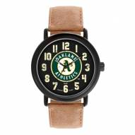 Oakland Athletics Men's Throwback Watch