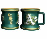 Oakland Athletics Mini Mug Shot Glass