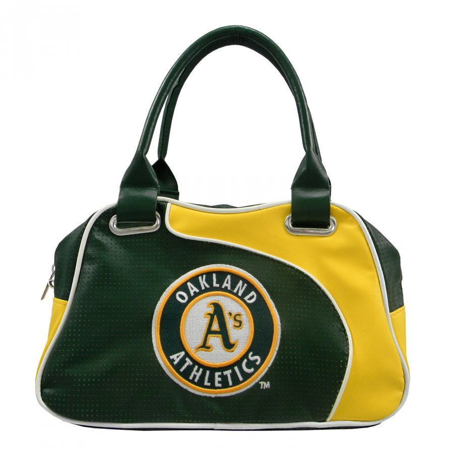 Oakland Athletics Perf-ect Bowler Purse
