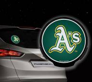Oakland Athletics Light Up Power Decal