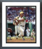 Oakland Athletics Reggie Jackson Action Framed Photo