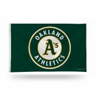 Oakland Athletics 3' x 5' Banner Flag