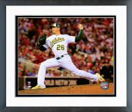 Oakland Athletics Scott Kazmir 2014 MLB All-Star Game Framed Photo