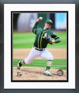 Oakland Athletics Sonny Gray 2015 Action Framed Photo