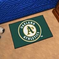 Oakland Athletics Starter Rug