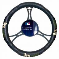 Oakland Athletics Steering Wheel Cover