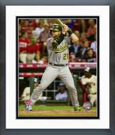 Oakland Athletics Stephen Vogt 2015 All-Star Game Framed Photo