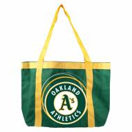 Oakland Athletics Team Tailgate Tote