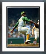 Oakland Athletics Vida Blue 1971 Framed Photo