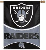 "Oakland Raiders 27"" x 37"" Banner"