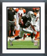 Oakland Raiders Amari Cooper 2015 Action Framed Photo